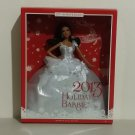 2013 African American Holiday Barbie Doll NEW