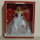 2013 Holiday Barbie Doll NEW