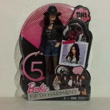 Barbie Fifth Harmony Lauren Doll New