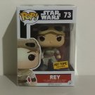 Funko POP! Star Wars Rey from The Force Awakens Hot Topic Exclusive