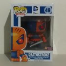 Funko POP! Heroes Deathstroke PX Previews  Exclusive