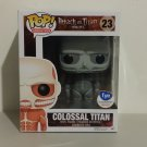 """Funko POP! Animation 6"""" Colossal Titan Black and White FYE Exclusive"""
