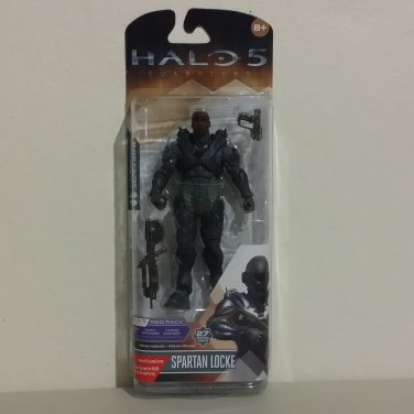 Spartan Locke (Unhelmeted) Halo 5 Guardians Gamestop Exclusive with DLC