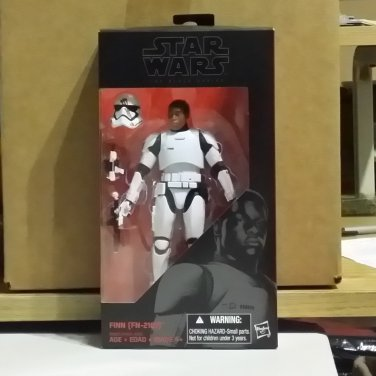 Finn (FN-2187) Black Series Star Wars Force Awakens