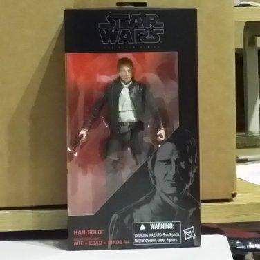 Han Solo Black Series Star Wars #18