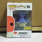 Funko POP! Animation Zoidberg (Alternate Universe) from Futurama Hot Topic Exclusive