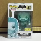 Funko POP! Heroes Aquaman (Batman Vs Superman) Hot Topic  Exclusive