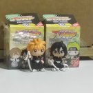 Shonen Jump Funko Mystery Minis Bleach Set Ichigo and Rukia Exclusive