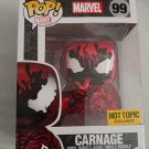 Funko POP! Marvel Carnage Hot Topic Exclusive