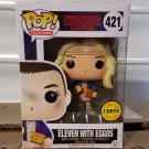 Funko POP! Television Eleven With Eggos Strager Things CHASE
