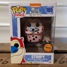Funko POP! Animation Stimpy Nickelodeon CHASE