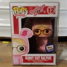 Funko POP! Holidays Flocked Bunny Suit Ralphie A Christmas Story