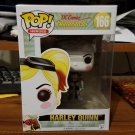 Funko POP! Heroes Harley Quinn Bombshells Black & White ThinkGeek No Sticker