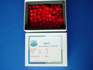2315 Wax Buttons 100/box