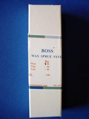 2347 Wax Rods 10 ga 50/box