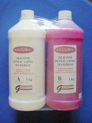 3202 Accusil A&B Pink 2 x 1kg.