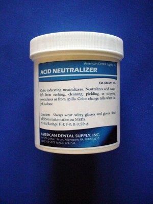 8022 Acid Neutralizer ADS 1lb.