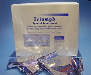 1900 Triumph Investment Kit 60 gram