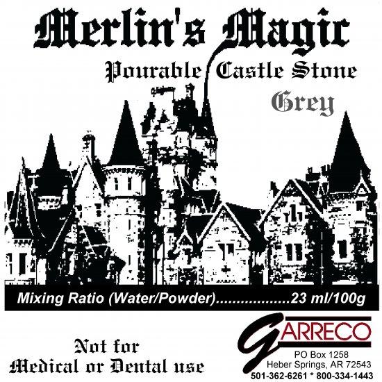 Grey Merlins Magic Hobby Stone - 50 lbs.