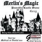 White Merlins Magic Hobby Stone - 50 lbs.