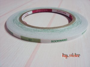 SOOKWANG Double Sided Tape (5mm)