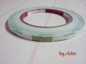 SOOKWANG Double Sided Tape (7mm)