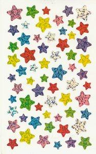 Glittery Star Stickers  60+