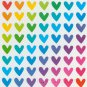 Heart  Stickers  90+