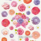 Rose Flower Daisy Photo Sticker 35++
