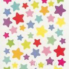 Plain star sticker  60+