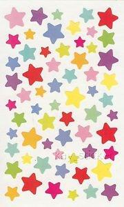 Plain star sticker  60+
