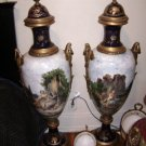 Liquidation Lot of Porcelain Vases, Urns ,Compotes,