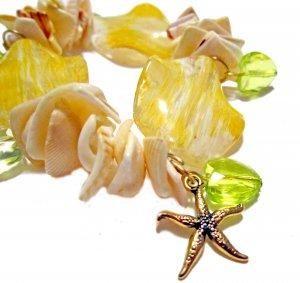 Summer Sunshine Charm Bracelet �CLEARANCE�
