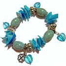 Sea Foam Shell Bracelet ★CLEARANCE★