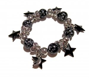 Shoot for the Stars! Charm Bracelet �CLEARANCE�