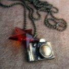 Paparazzi Diva Camera Charm Necklace ★CLEARANCE★