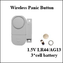 5/lot Wireless Door Chime Standalone from Alarm System