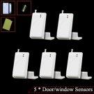 5/lot wireless door/window sensor door contact wire-free magnet contact DR-001