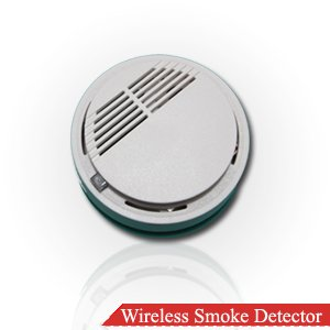 Wireless Smoke Detector Fire Protection SD-001