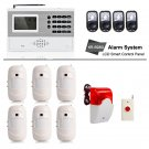 B019 Wireless Home Alarm System w/ Auto Dialer Home Security System Burglar