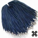 Navy Blue Organza Ribbon
