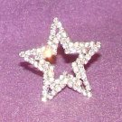 Beautiful Star Crystal Rhinestone Barrette