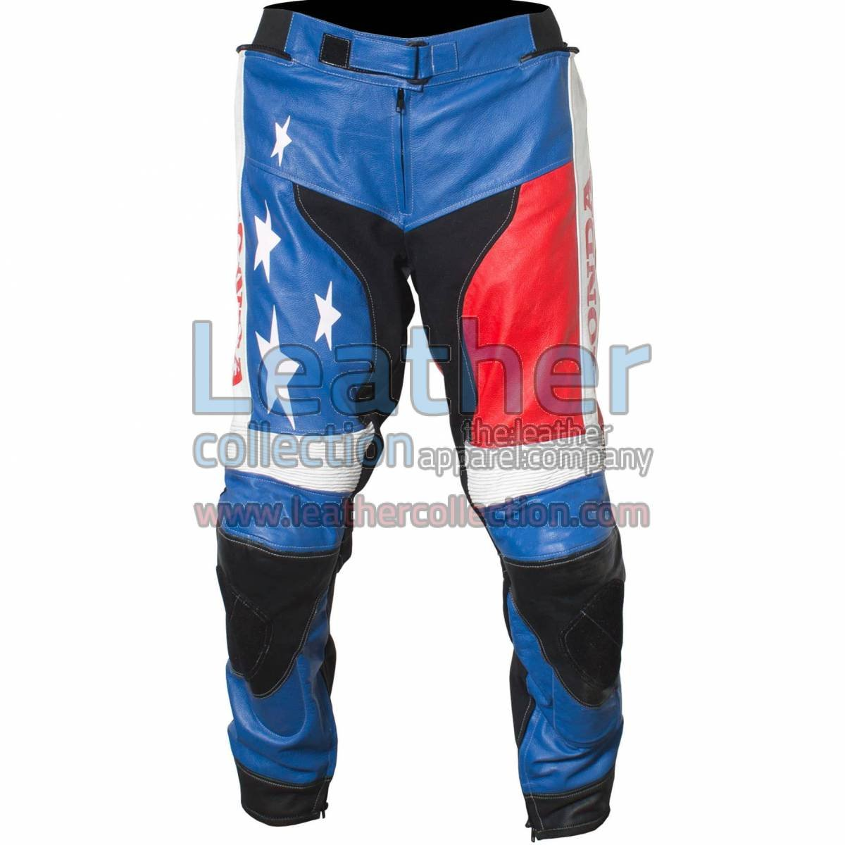 American Honda Moto2 Moriwaki MD600 Leather Pants