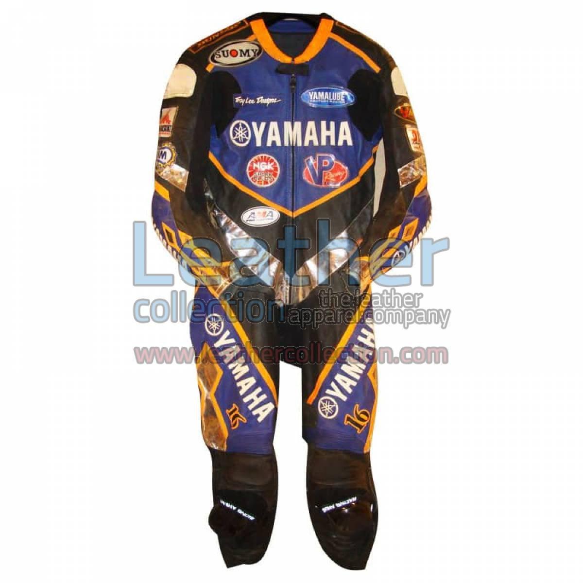 Anthony Gobert Yamaha Leathers 2002 AMA