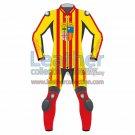 Aragon Flag Leather Moto Suit