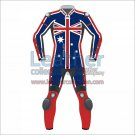 Australian Flag Moto Racing Suit