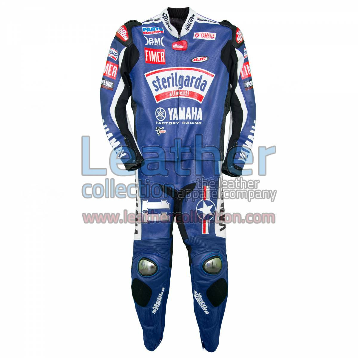 Ben Spies Sterilgarda Yamaha 2009 MotoGP Race Suit