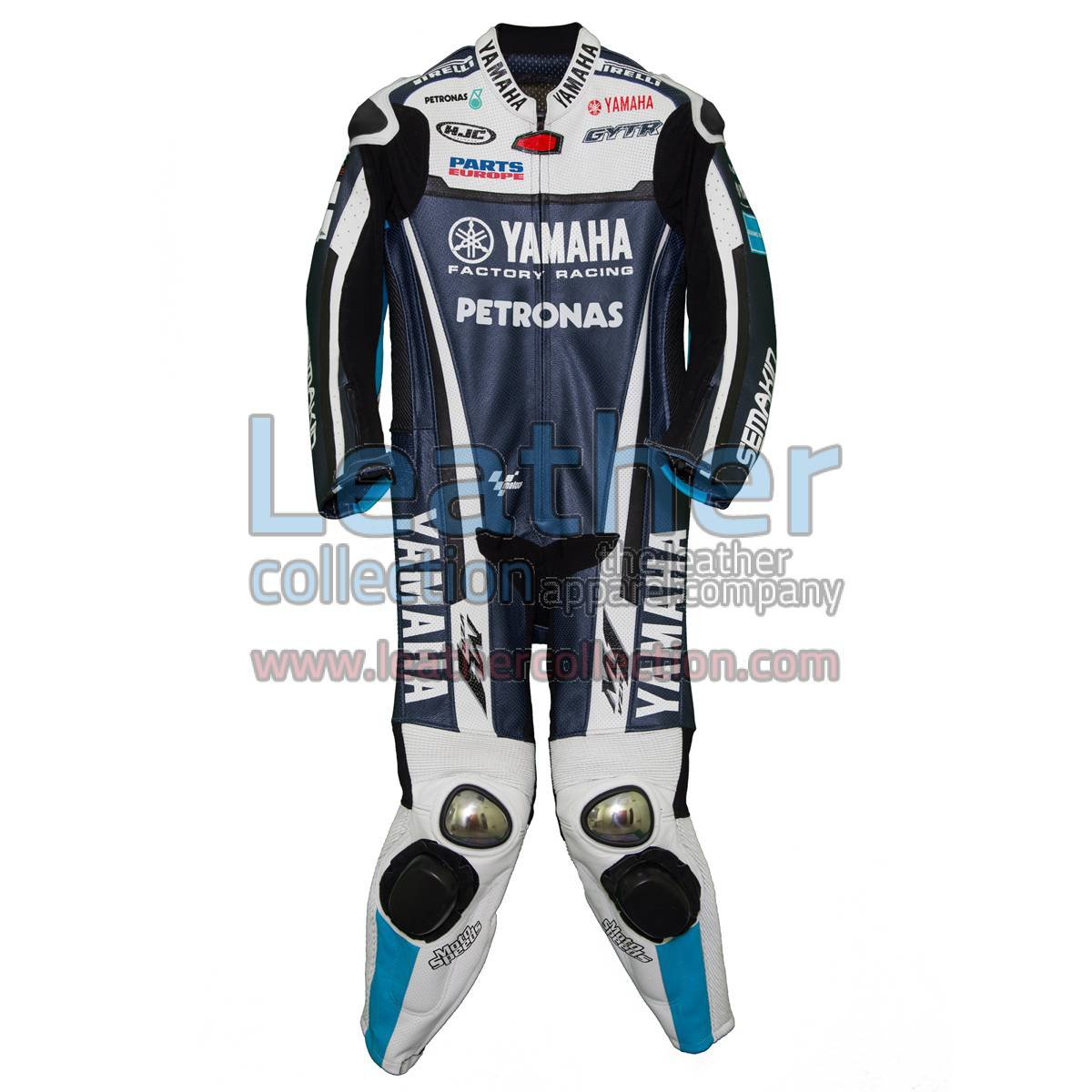 Ben Spies Yamaha 2011 MotoGP Leathers