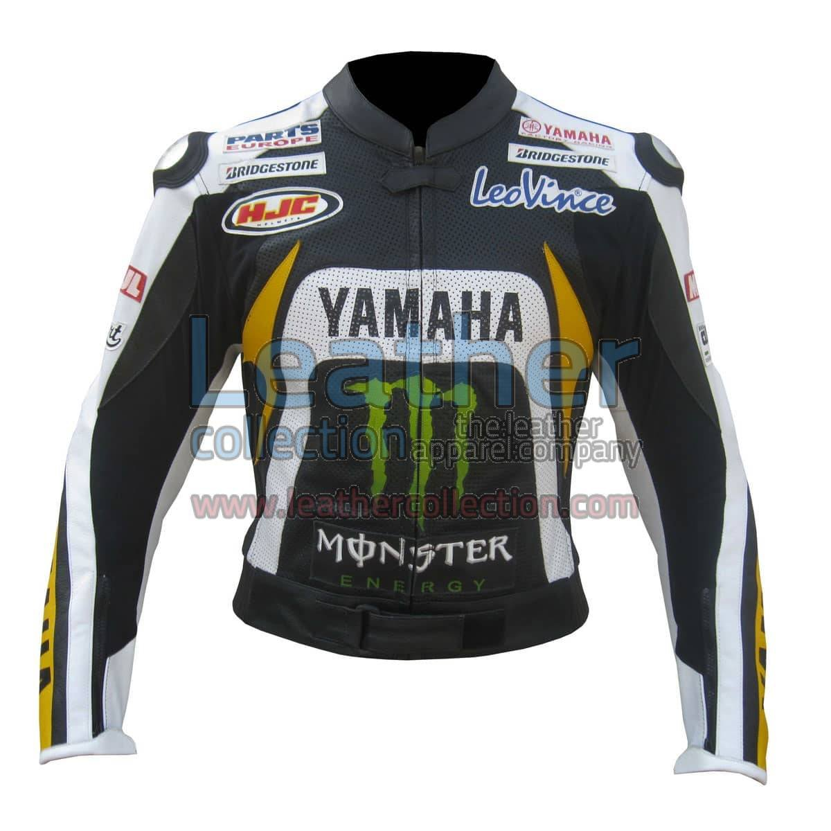 Ben Spies Yamaha Monster 2010 Leather jacket