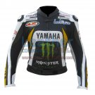 Ben Spies Yamaha Monster 2010 Leather jacket